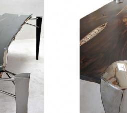Mesas de estilo industrial