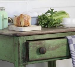 Renovar muebles con pintura chalk paint