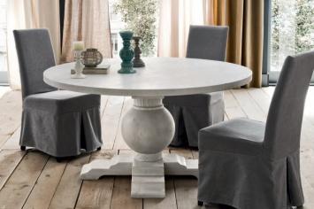 862 WHITE TABLE