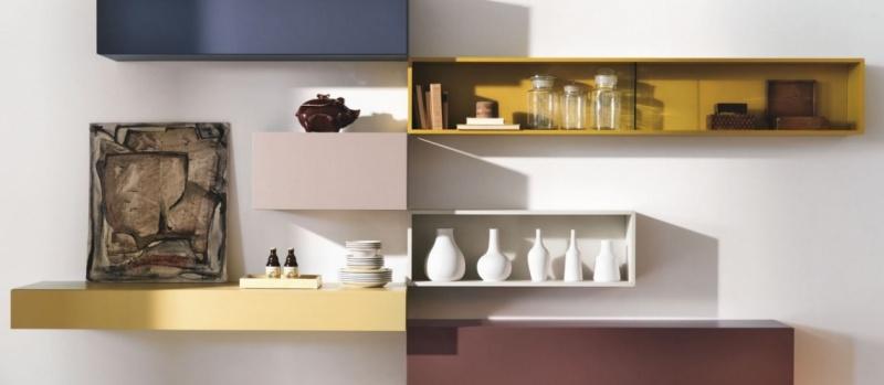 Decorar estanter as vitrinas librer as de manera for Muebles torres y gutierrez