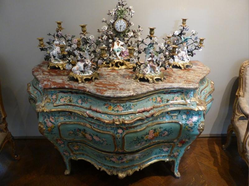 Pintura y policromía sobre muebles