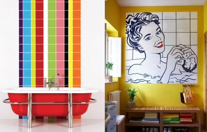 Pop Art para interiores
