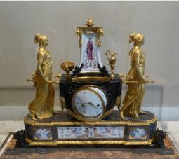Reloj de las vestales