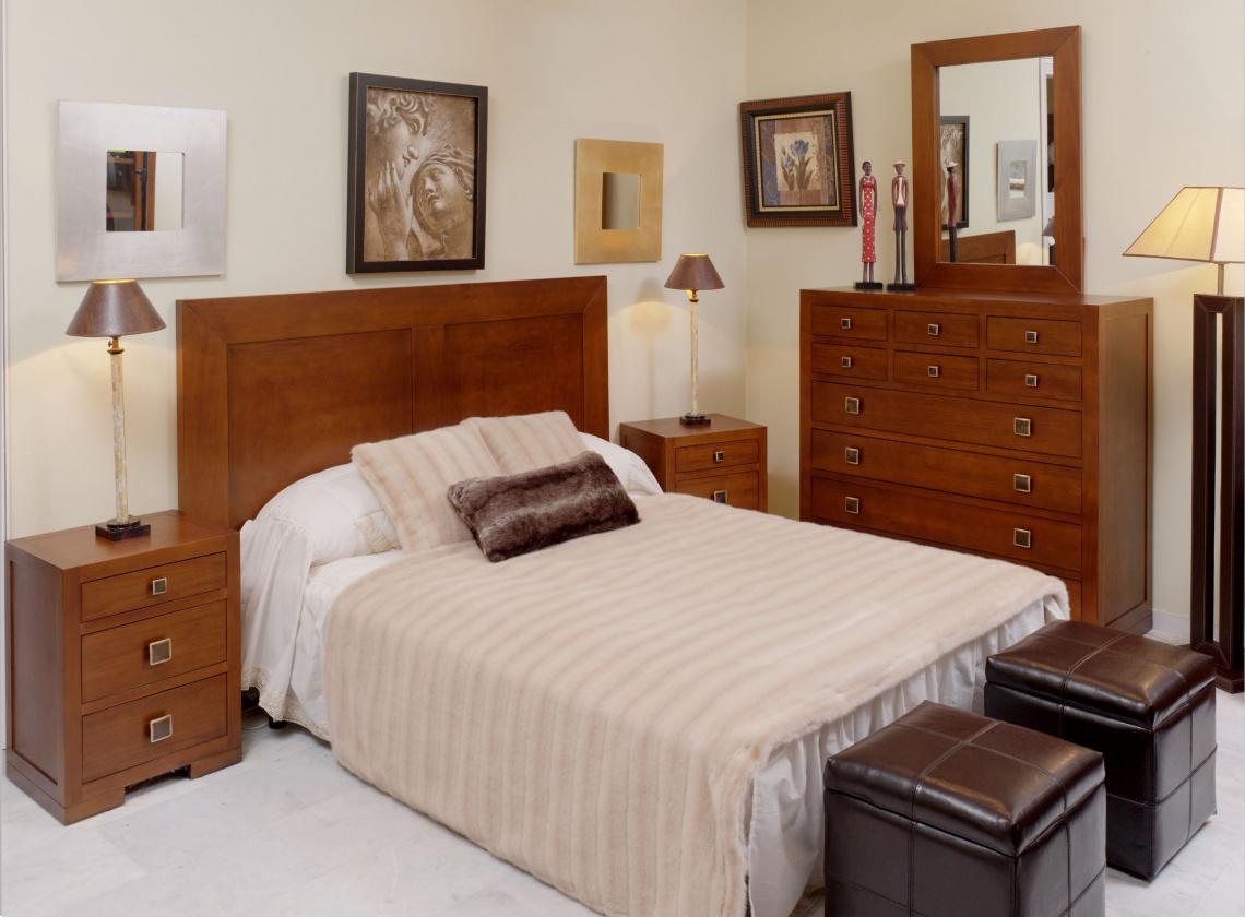 Ref 573 Dormitorio De Linea Recta Categor A Zona De Noche  # Muebles Torres Y Gutierrez