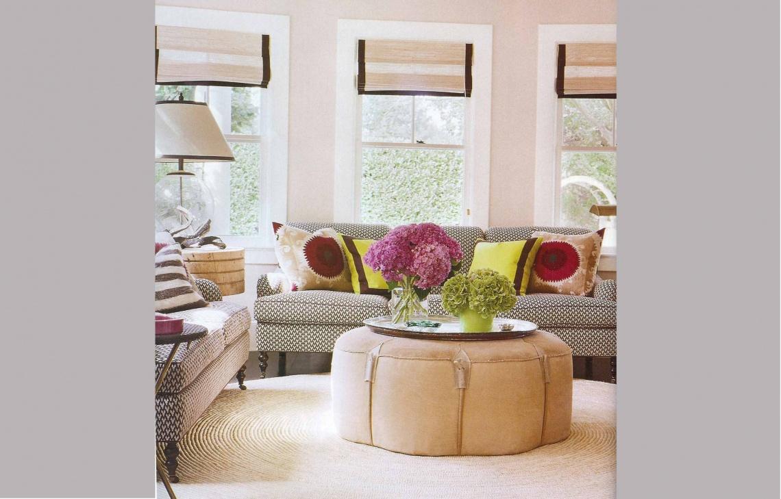 Decorar con sof s de colores torres y guti rrez for Muebles torres y gutierrez