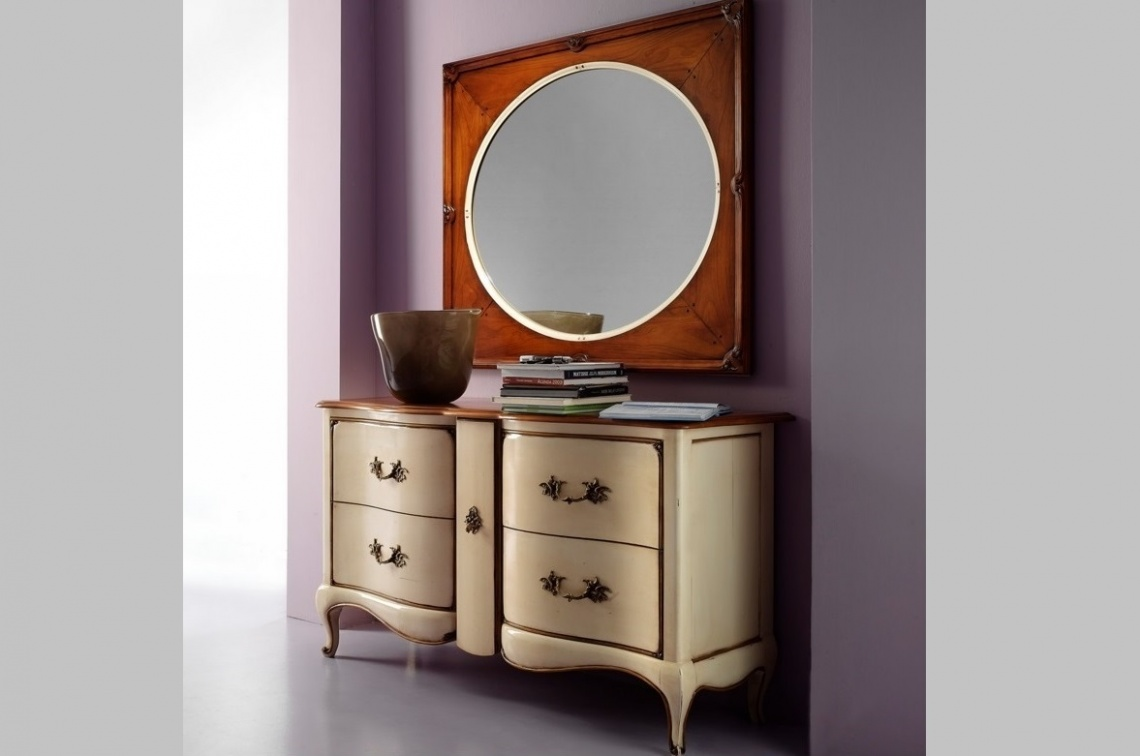 Ref 1238 comoda con espejo categor a zona de d a - Comoda con espejo ...