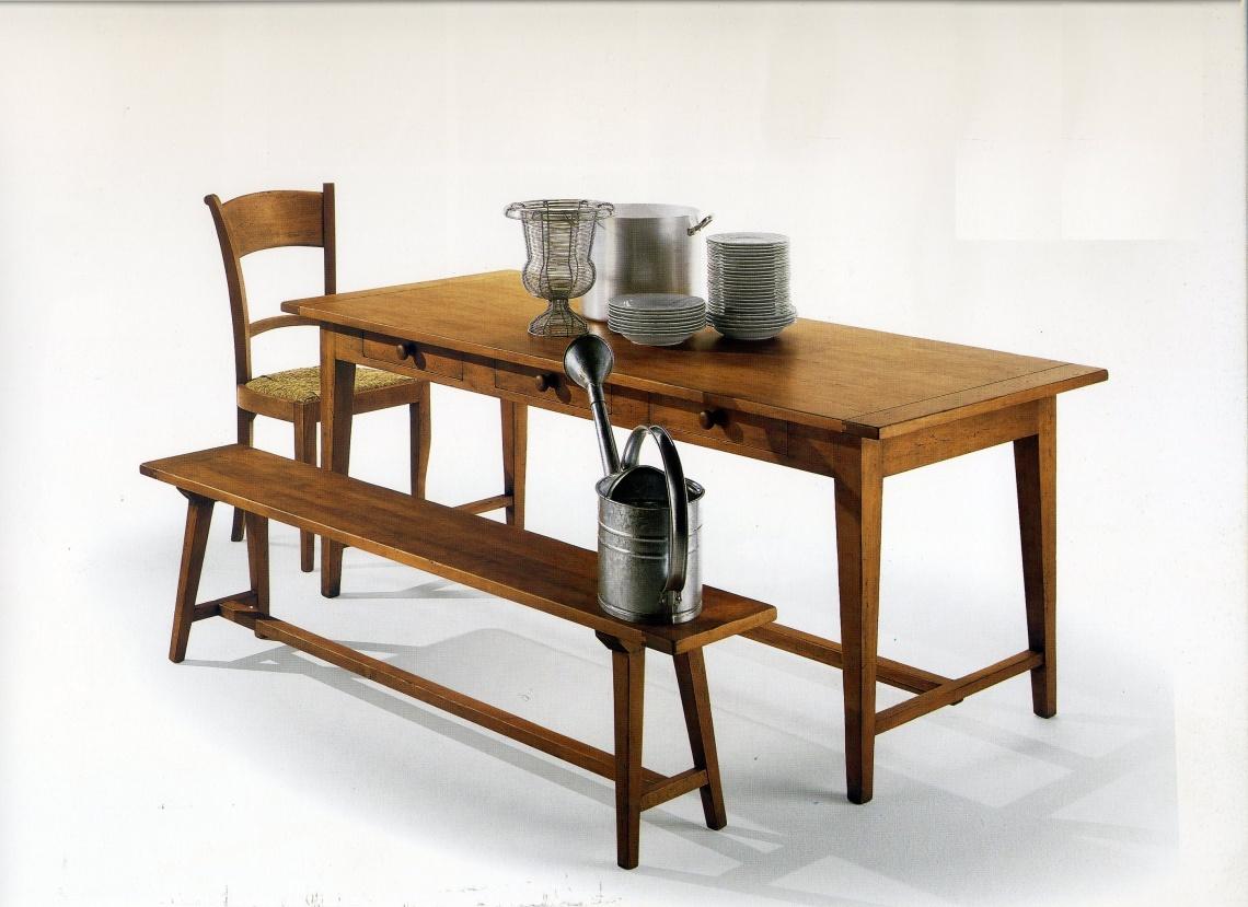 Ref 080 mesa de cocina categor a a medida estilo - Muebles las quemadas ...