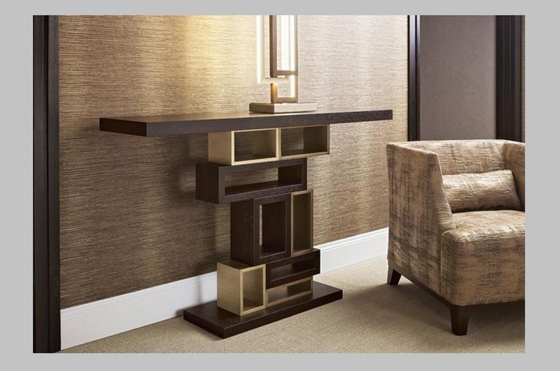 Ref 734 mueble de entrada categor a peque o mobiliario for Estilo moderno contemporaneo