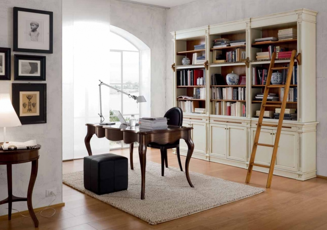 Ideas para dise ar un estudio o despacho en casa torres for Ufficio legale