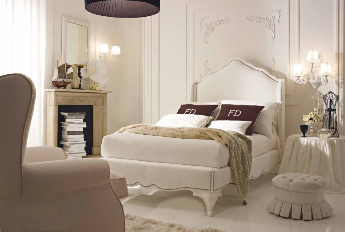 Ref 1221 dormitorio categor a zona de noche estilo for Decoracion clasica moderna interiores