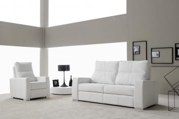 Sofas en blanco cmo medir espacios antes de comprar for Muebles torres y gutierrez