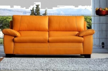 474 SOFA EN COLOR NARANJA