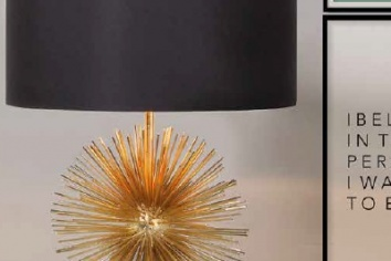 3585 LAMPARA SOBREMESA
