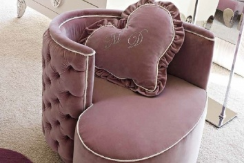 SILLON CORAZON