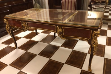 LUIS XV STYLE OFFICE TABLE