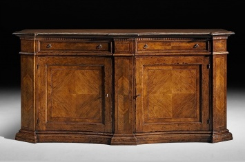 830 MARQUETRY SIDEBOARD